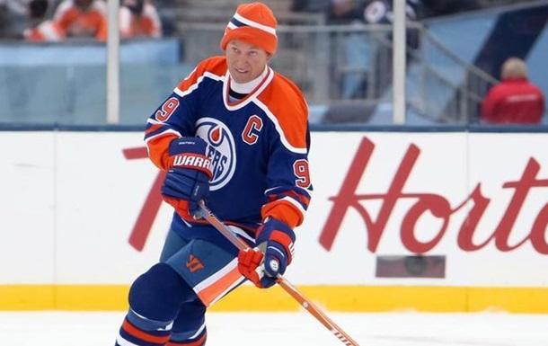 Лучший хоккеист в истории раскритиковал свою игру