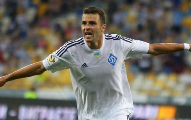 Мораес: обсуждал с Шевченко возможность играть за сборную Украины