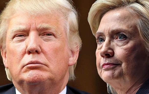 Трамп или Хиллари. Для Украины – без разницы!?