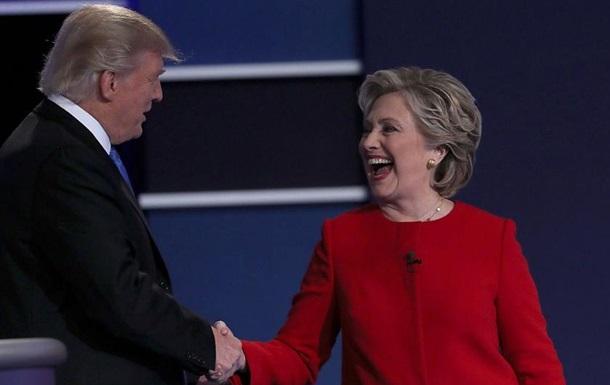 Клинтон назвала Трампа  неудачником