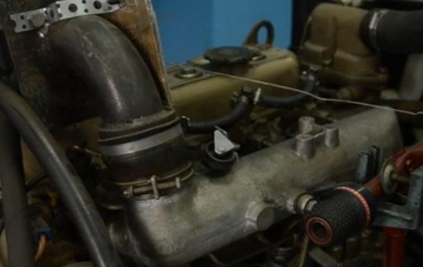 В Украине запатентовали двигатель нового поколения
