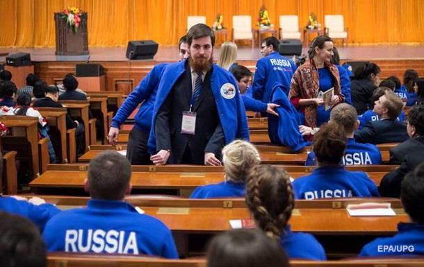 В России студентов проверили на лояльность к власти