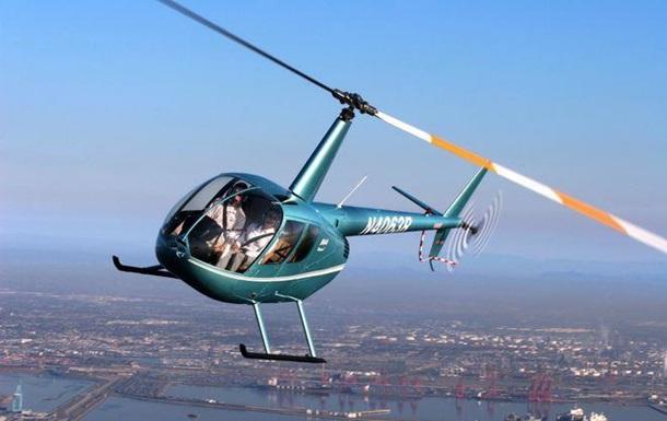 В России разбился вертолет с председателем золотодобывающей компании