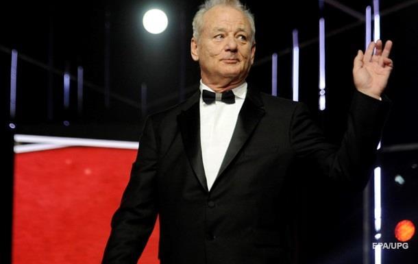 Артист Билл Мюррей получил премию Марка Твена