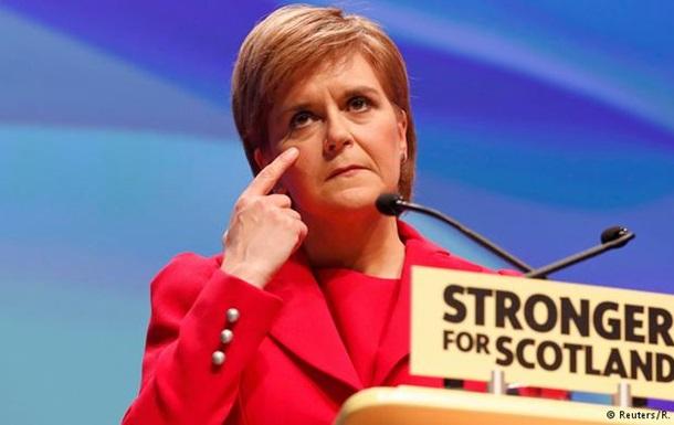 Шотландия представит вариант  гибкого Brexit