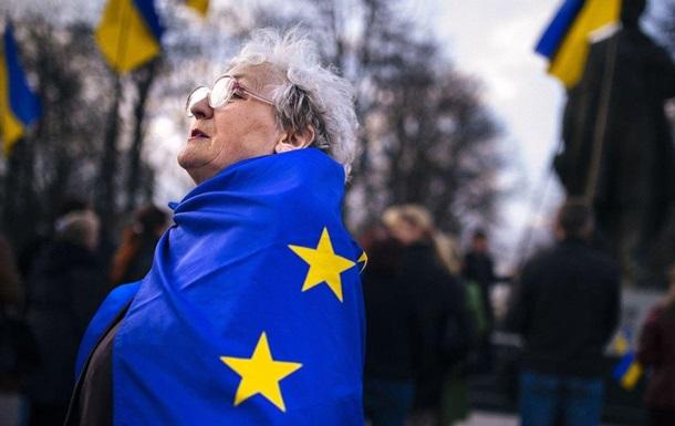 Украинский евромираж, который стремительно тает