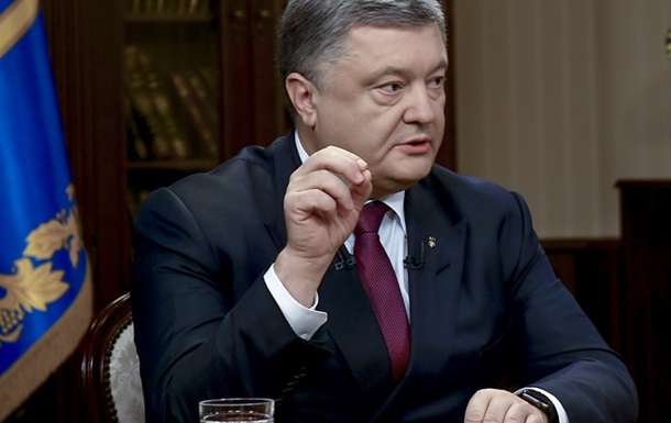 Украина не будет жить только траншами - Порошенко
