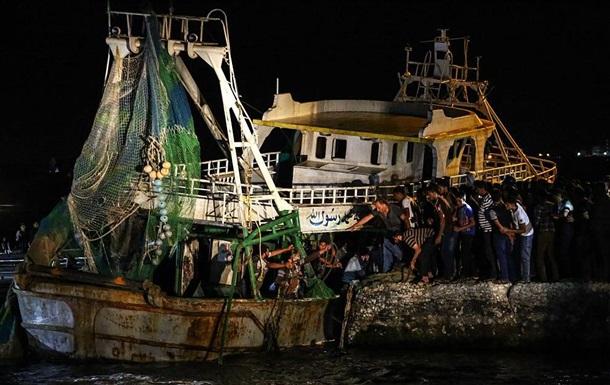 В ООН назвали число утонувших в Средиземном море беженцев