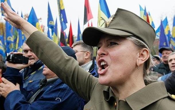 Киев героизирует людей которые совершили зверские преступления