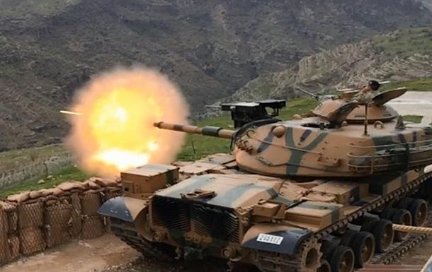 Турция заявила о первом столкновении с войсками Асада в Сирии