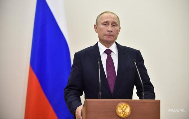 Путин назвал идиотами организаторов блокады Крыма