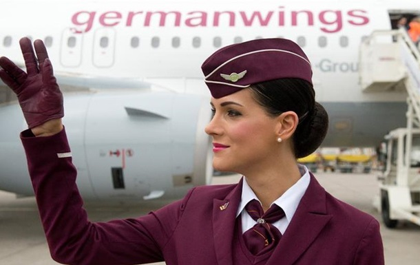 Забастовка в Eurowings и Germanwings повлияет на 380 рейсов