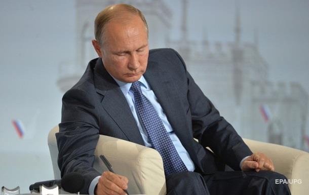 Путин посетит «Форум действий» ОНФ вКрыму