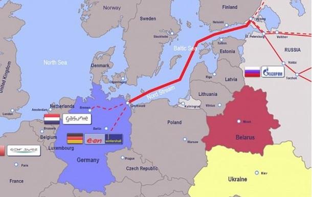 Північний потік-2. З ким по дорозі Україні?