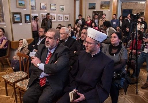 В Киеве состоялся вечер крымскотатарской культуры (ФОТО)