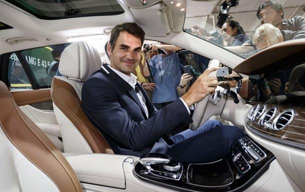 Бренд Федерера - самый продаваемый в мире