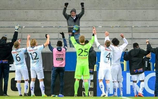 Аутсайдеры посвятили победу своему единственному фанату