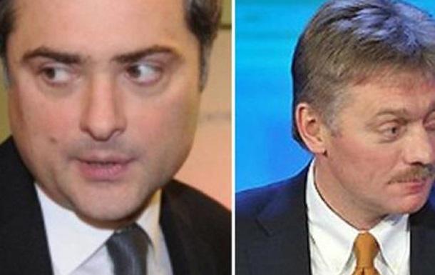 Сурков VS Песков – продолжение сериала…