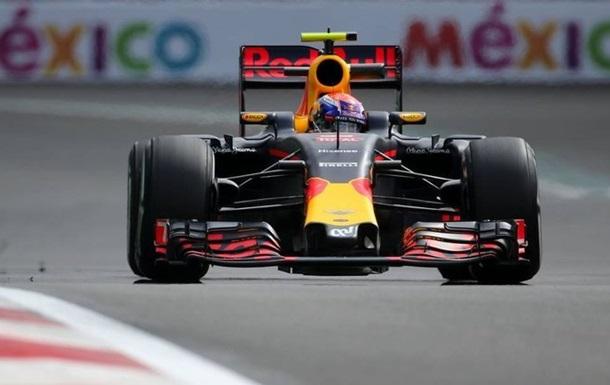 Формула-1. Гран-при Мексики. Ферстаппен — лучший в третьей тренировке