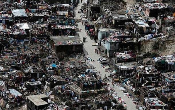 Ураган Мэтью нанес Гаити почти два миллиарда долларов ущерба