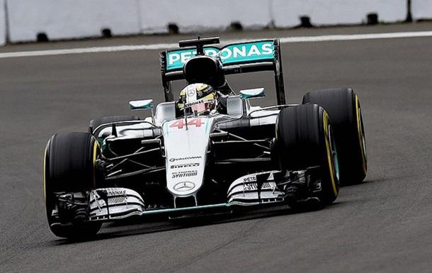 Формула-1. Гран-при Мексики. Хэмилтон — на поуле трассы в Мехико!