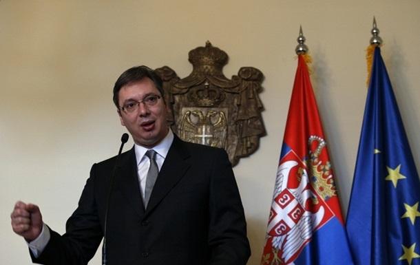 У дома премьер-министра Сербии обнаружили автомобиль с оружием