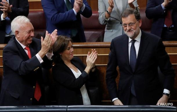 Премьер Испании объявит состав правительства 3 ноября