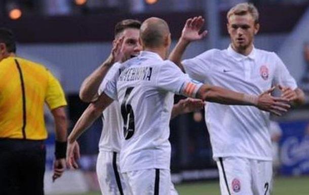 Заря побеждает Зирку и обходит Динамо