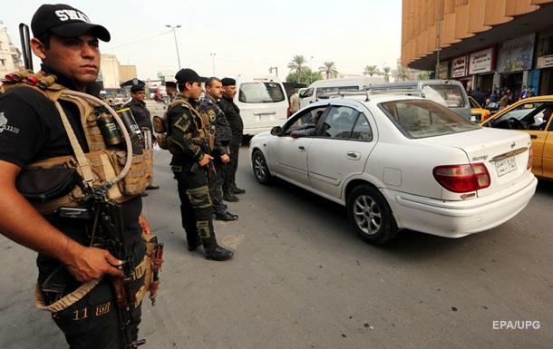 От взрывов в Багдаде погибли 17 человек