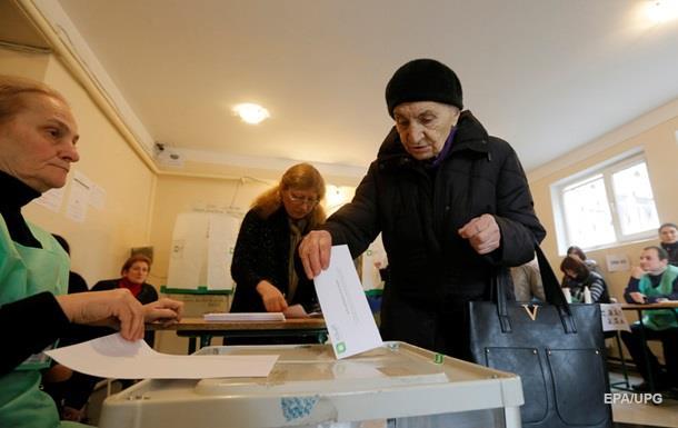В Грузии завершился второй тур парламентских выборов