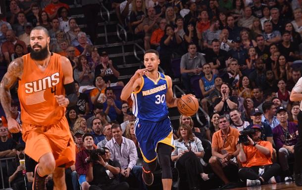 НБА: 65 очков дуэта Дюрант-Карри приносят победу Голден Стэйт