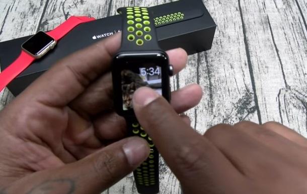 Появился первый обзор часов Apple Watch Nike+