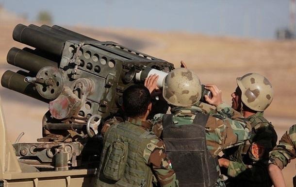 Иракские войска вошли в Мосул