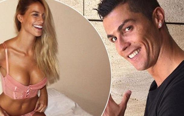 Роналду назвал причину расставания с Мисс Испания