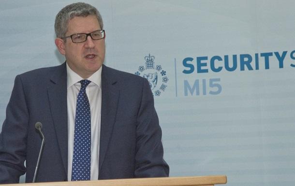 Глава британской контрразведки заявил обугрозе России
