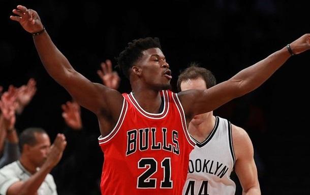 НБА. Очередные победы Чикаго и Торонто, поражение Кингз
