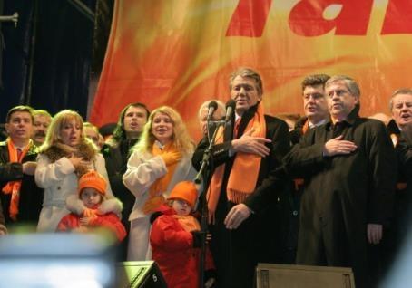 Оранжевая революция и Майдан: цели одни, а результаты разные