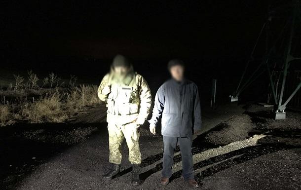 Задержан подозреваемый в организации захвата Харьковской ОГА - пограничники