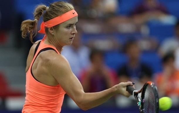 WTA Elite Trophy. Свитолина начинает турнир с победы