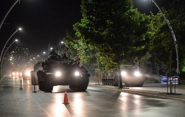 Турция перебрасывает войска к границе с Ираком