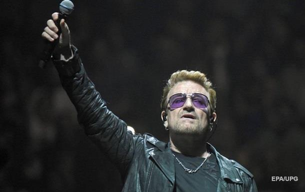 Боно из U2 возглавил список  Женщин года  журнала Glamour