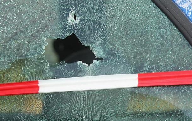 В Киеве со стрельбой ограбили инкассаторов - СМИ