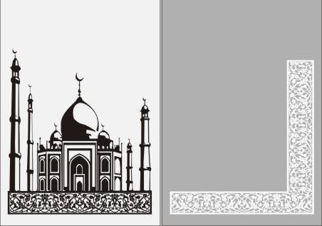Мечеть в Крыму мы строили, насяльника