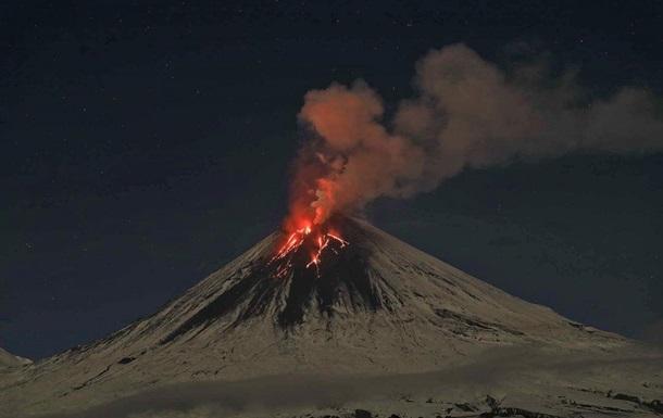 В России проснулись вулканы