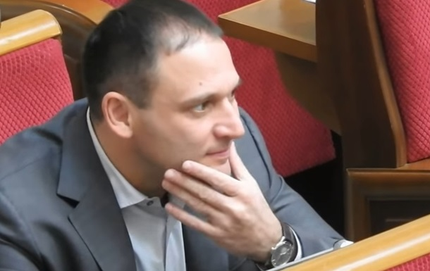 Нардеп Добкин повеселил странным поведением вРаде: появилось видео