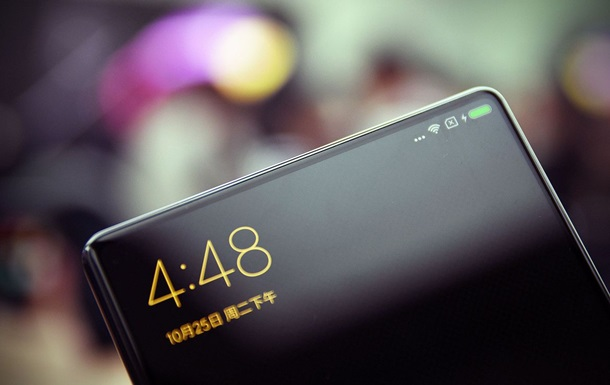 Безрамочный Xiaomi Mi Mix оказался хрупким - СМИ
