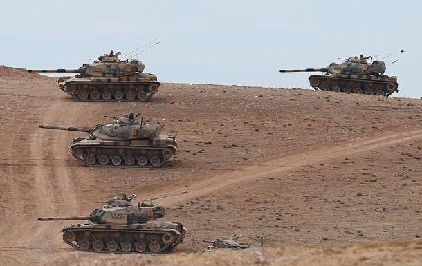 Турция объяснила развертывание войск возле Ирака
