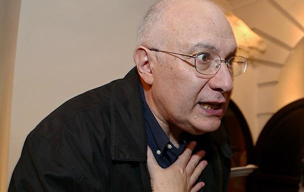 Ганапольский пригрозил уйти из СМИ из-за языка