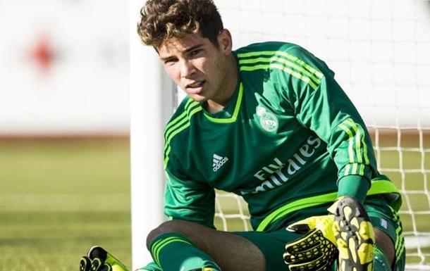 Младший Зидан  начудил  в Юношеской лиге УЕФА