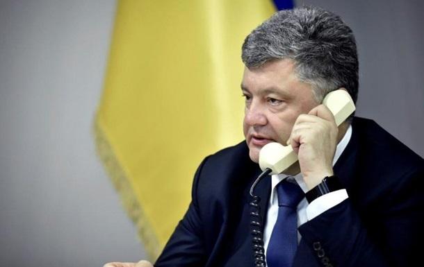 Кыргызстан: Порошенко могли разыграть по телефону
